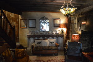 Sitting Room with Inglenook